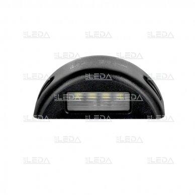 LED numerio apšvietimo žibintas 12/24V 2