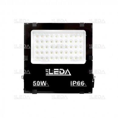 LED prožektorius lauko 50W 2