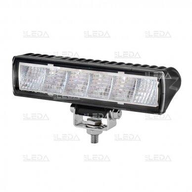 LED sertifikuotas darbo žibintas 18W; combo; OSRAM; R112, R10, EMC 4