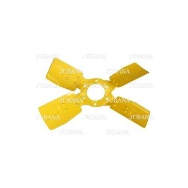 Sparnuotė - ventiliatorius radiatoriui (4 sparnai)