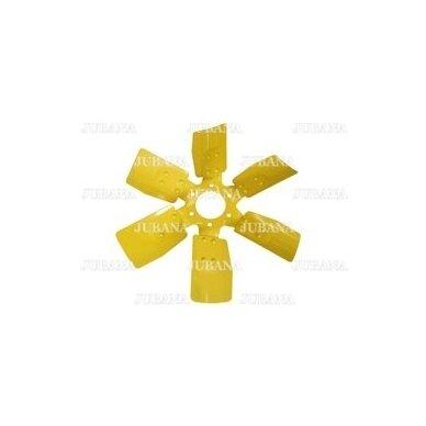 Sparnuotė - ventiliatorius radiatoriui (6 sparnai)