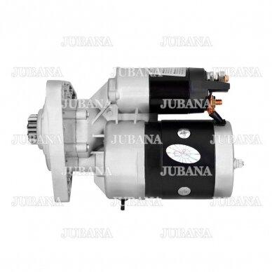 Starteris JUBANA 12V 3,2 kW; MMZ 4